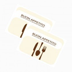 Paper placemat Buon Appetito