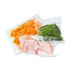 Vacuum seal food bags thickness 105 micron, embossed surface