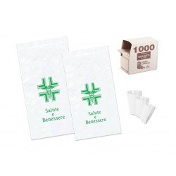 Paper bags for Pharmacy - Box of 1000 pcs